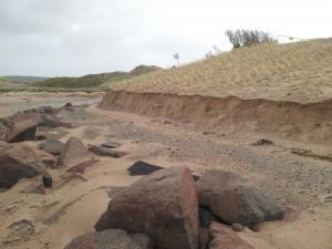 tempete 8 fevrier 2016 dune oyats