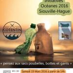 Initiatives océanes ce samedi 19 mars !