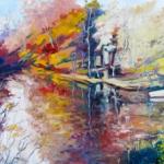 Fin de la 18ème exposition de peintures