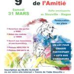 9ème tournoi de l'amitié du Tennis de Table de Siouville