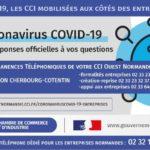 Aides aux entreprises : les Chambres et l'agglomération du Cotentin sont là