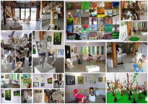 expo Petits pinceaux