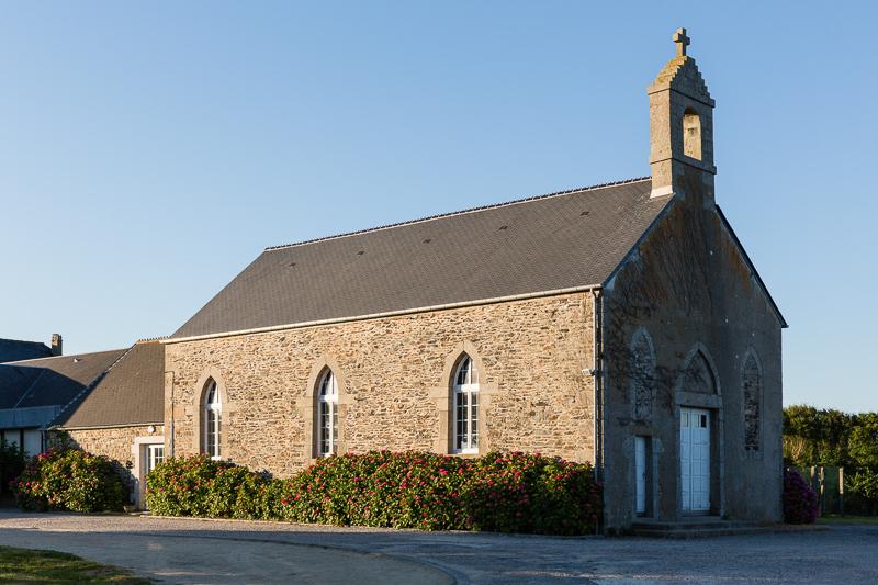 Le temple, issu du schisme protestant, a été inauguré en 1842.