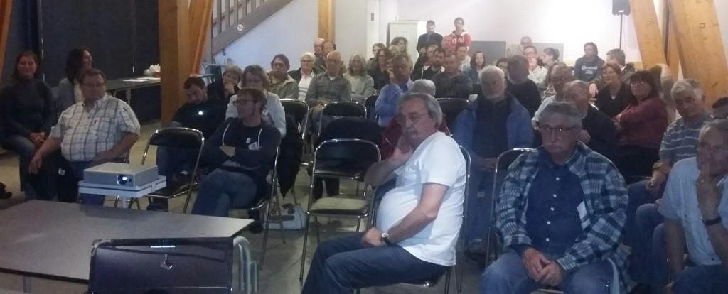 Reunion publique Siouville jeudi 26 mai Commune nouvelle