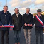 Inauguration du Boulevard de la plage