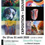 Exposition de peintures du 19 au 31 août